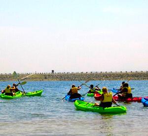 Lake Perris, California - Cherry Valley Lakes Resort