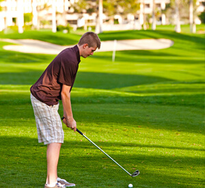 Palm Springs Golf Courses - Cherry Valley Lakes Resort