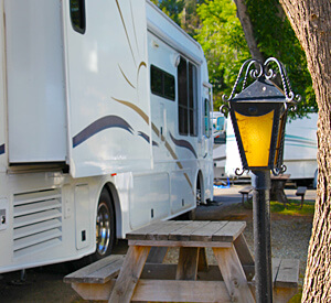 Cherry Valley Lakes Resort - Year Round RV Storage