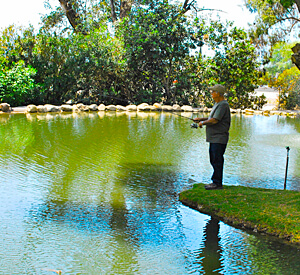 Stocked Fishing Ponds - Cherry Valley Lakes Resort