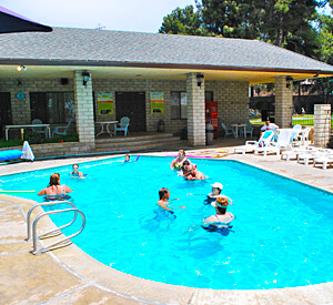 Cherry Valley Lakes Resort - Heated Swimming Pool